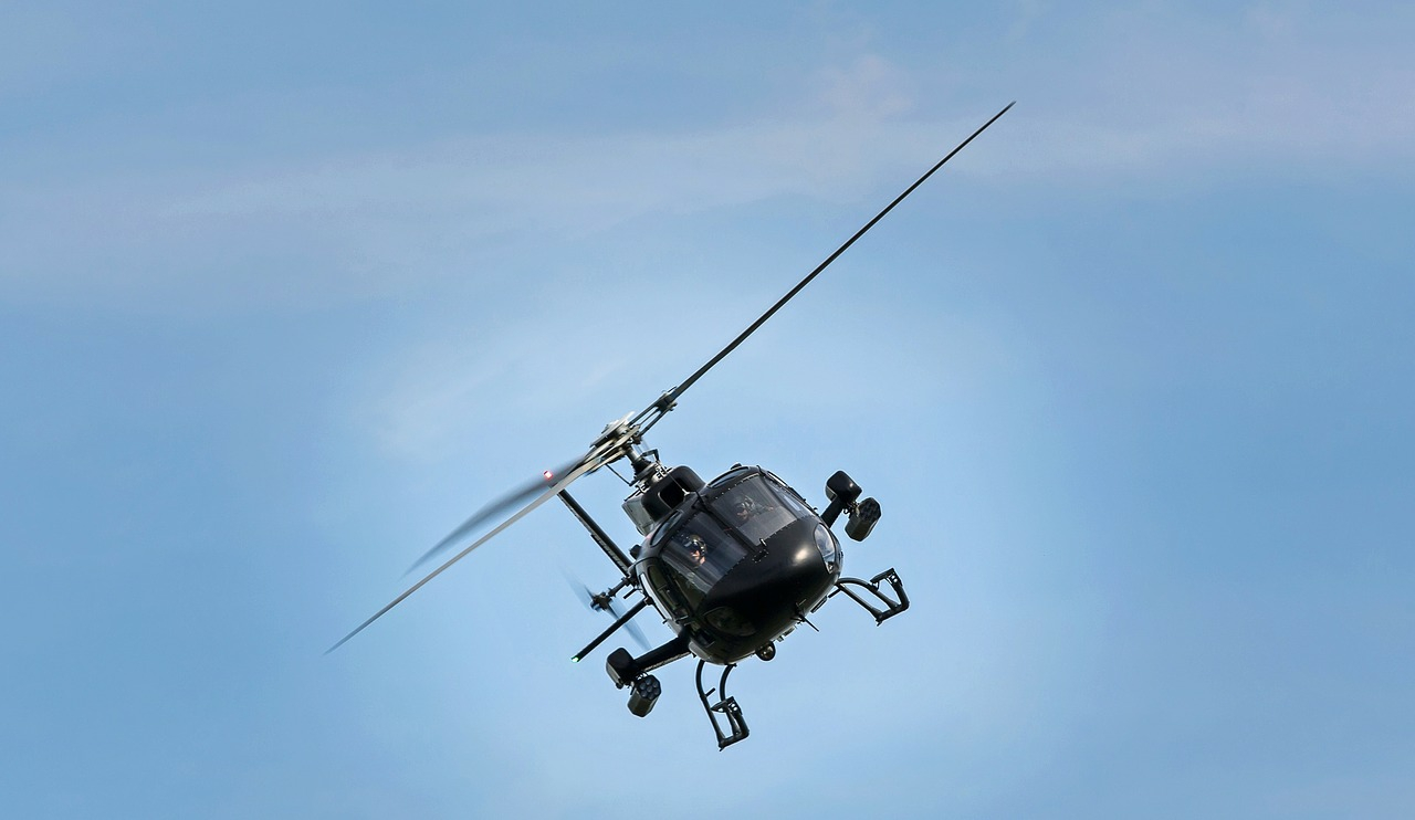 Uttar Pradesh: Soon, tourism sites will be connected by helicopter taxiservices.